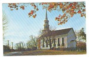 Exterior, First Presbyterian Church, Mendham, Morris County,  New Jersey,  40...
