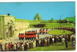 LA CITADELLE , Quebec , Canada, 50-60s