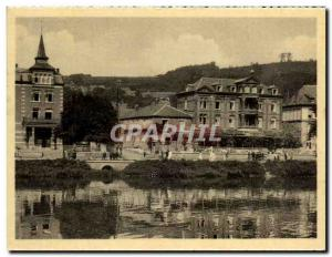 Old Postcard Waulsort Hotel Martinot