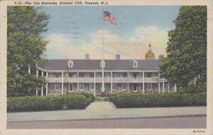 New Jersey Trenton The Old Barracks