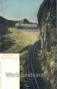 Pilatusbahn Swizerland, Schweiz, Svizzera, Suisse Hotel Pilatuskulm Pilatusba...