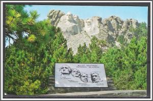 South Dakota Mt Rushmore Black Hills - [SD-027]