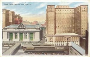 USA - Grand Central Terminal New York City 01.84