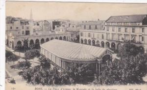 Algeria Bone La Place d'Armes la Mosquee et la Salle de reunions