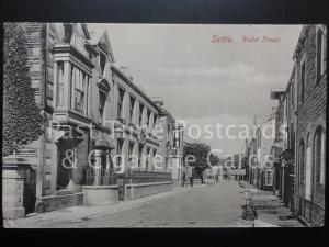 Yorkshire: Settle, Duke Street c1905