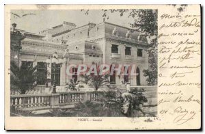 Postcard Old Casino Vichy
