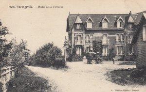 VARENGEVILLE , France , 00-10s ;Hotel de la Terrasse