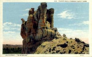 Teapot Rock
