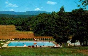 New York Saugerties Sacks Lodge Filtered Swimming and Wading Pools