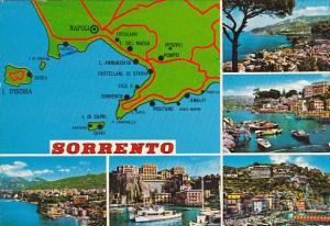 Italy Sorrento Mao With Multi View