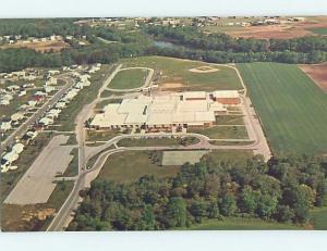 Unused Pre-1980 HIGH SCHOOL Dover Delaware DE L9813@