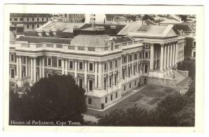 RP, Houses Of Parliament, Cape Town, South Africa, 1920-1940s