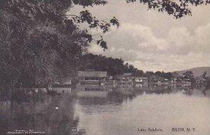 New York Bath Lake Salubria Albertype