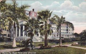 Florida Miami Royal Palm And Grounds