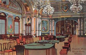 8111  Monaco  Monte Carlo    Roulette Hall Casino