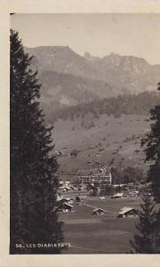 RP, Les Diablerets (Vaud), Switzerland, 1920-1940s