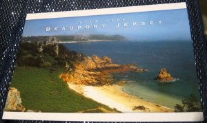 United Kingdom Jersey Beauport View over 2J165 John Hinde - used