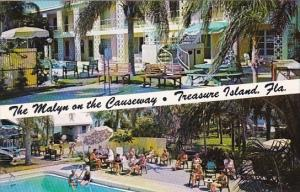 Florida Treasure Island The Malyn Motel Apartments