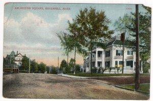 Haverhill, Mass, Arlington Square
