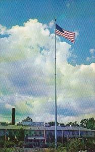 Headquarters Building Fort Leonard Wood Missouri