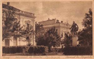Serbia Teorpag, Belgrade 'Dosite Chakovo' Monument Statue