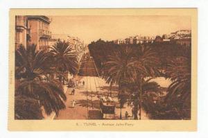 Avenue Jules-Ferry, Tunis, Tunisia, Africa, 1900-10s