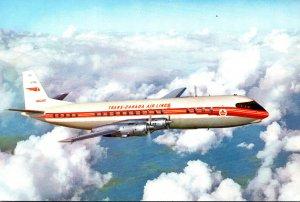 Trans Canada Air Lines Vanguard