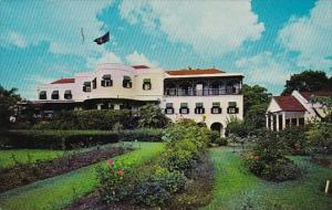 Barbados Bridgetown Government House 1969