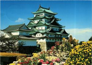CPM NAGOYA castle Main and Smaller Buildings JAPAN (677772)