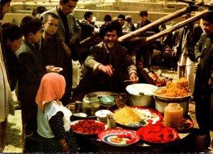 Afghanistan Market Day 1976