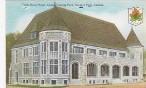 Canada Ontario Niagara Falls Table Rock House