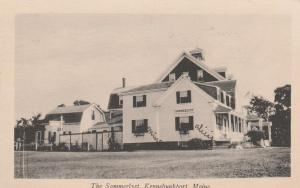 The Sommerlyst Hotel - Kennebunkport, Maine - pm 1937