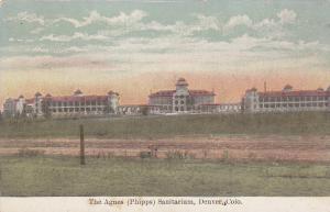 DENVER, Colorado, 00-10s; Agnes (Phipps) Sanitarium