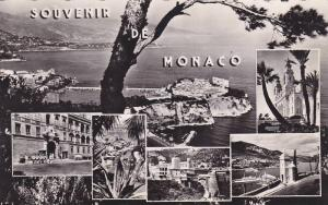 RP; 6-Views, Souvenir de Monaco, Monte Carlo, 00-10s