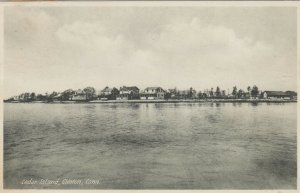 CLINTON , Connecticut , 1900-10s ; Cedar Island