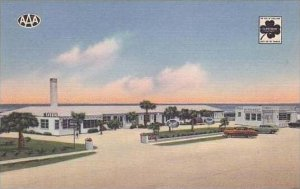 Florida St Augustine Blue Ocran Motel and Coffee Shop
