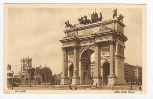 Arco Della Pace, Milano (Lombardia), Italy, 1900-1910s