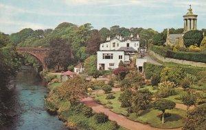 AYR, Ayrshire, Scotland, 1950-1960's; Banks O'Doon Tea Gardens