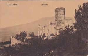 DIE LAHN, Germany, PU-1933; Lahneck