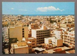 Tripoli - Libya - Panorama Postcard