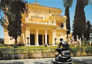 Greece Corfou Achilleon Le Palais Casino Corfu