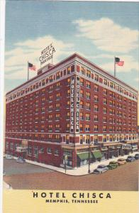 Hotel Chisca, Memphis, Tennessee, 1930-40s