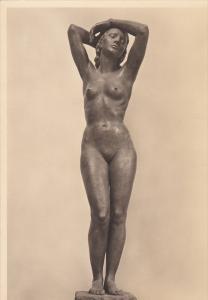 RP, Art Museum, Haus Der Deutschen Kunst, Paul Scheurie, Elegie, MUNCHEN (B...