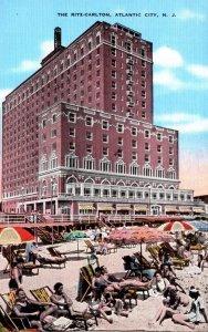 New Jersey Atlantic City The Ritz Carllton