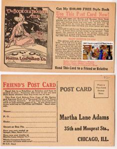 Martha Lane Adams Co. Chicago