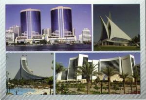 united arab emirates, DUBAI, Multiview (1980s)