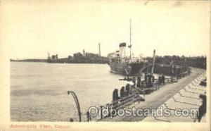 Admiralty Pier, Dover Steamer, Steamers, Ship, Ships Postcard Postcards  Admi...