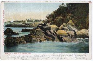 Cape Elizabeth, Me, Rocks