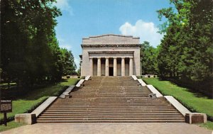 KY Postcard, Kentucky Post Card Lincoln Memorial Abraham Lincoln national his...