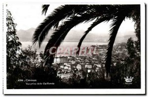 Old Postcard Cannes View from California